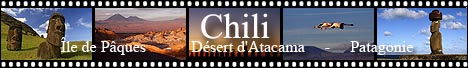 Chili Experience : Photos et récit de différents voyages.
